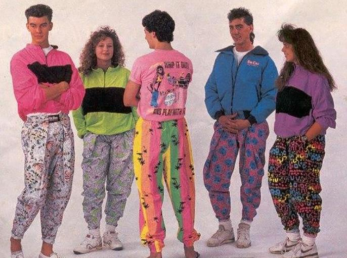 The Paw Print : Five '90s Fashion Trends