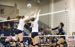 Girls' Volleyball dominates Immaculate Heart