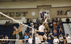 Girls' Volleyball continues their dominance against Valencia