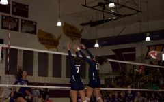 Girls' volleyball loses undefeated title