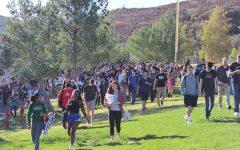 Fake Earthquake Hits West Ranch