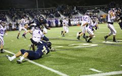 West Ranch Football Defeated at Home Game Against Valencia