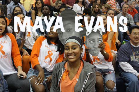 Orange for Maya