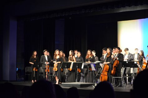 West Ranch Orchestra Spring Concert
