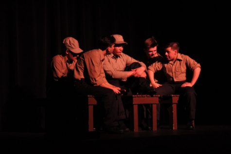 """Theater takes us down South in """"Biloxi Blues"""""""