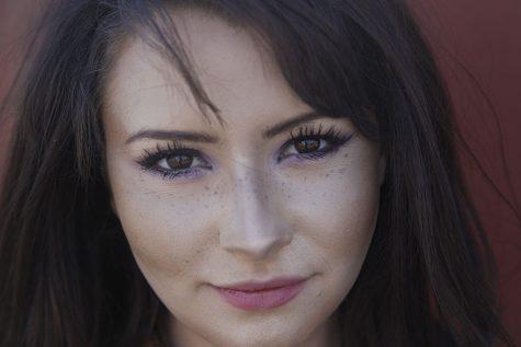 Bold is beautiful: Anna Bates