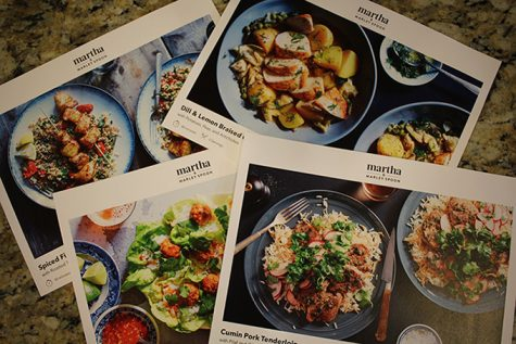 Battle of the Meal Subscription Services: Marley Spoon vs. Blue Apron