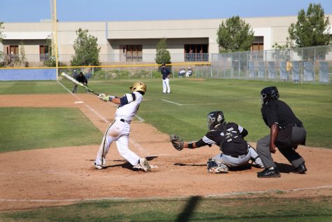 Boys' Baseball Takes Down Golden Valley 8-6