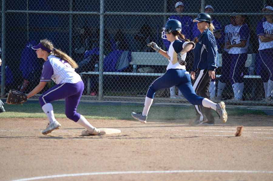 West Ranch Softball loses to Valencia