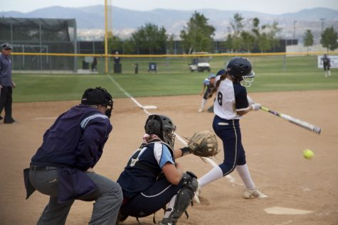 Girls softball team wins against Saugus 18-16