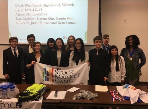Stock Market Club Crushes the Competition