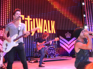 The Cab at Universal CityWalk's Summer Concert Series