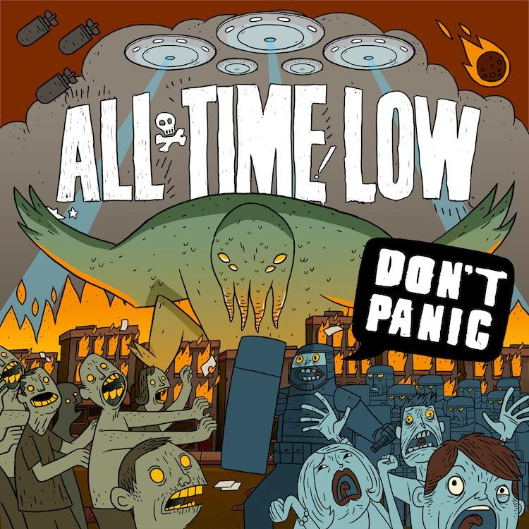 Album+review%3A+Dont+Panic+by+All+Time+Low
