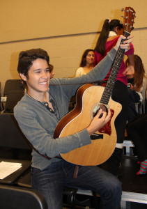 Student Spotlight: Michael Cortez