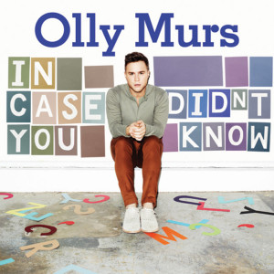 """Olly Murs """"In Case You Didn't Know"""""""