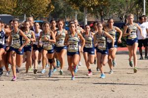 Girls Cross Country Season Comes to a Close