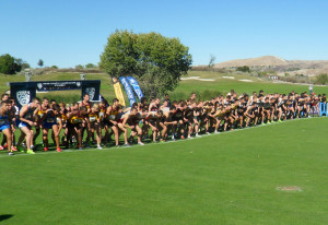 UCLA hosts the PAC-12 Cross Country Championships