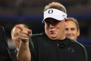 Chip Kelly Leaves Oregon