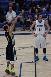 Boys Varsity Basketball Quarter Finals