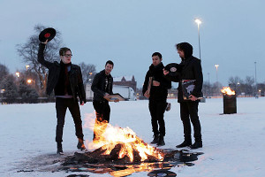 It's not Fall Out Boy's reunion, it's their return