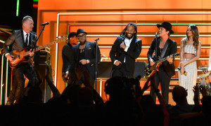 Grammys prove to be a star-studded night