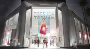 Topshop opens new flagship store at The Grove
