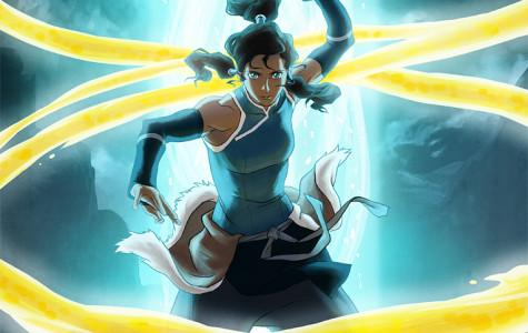 The Legend of Korra second season