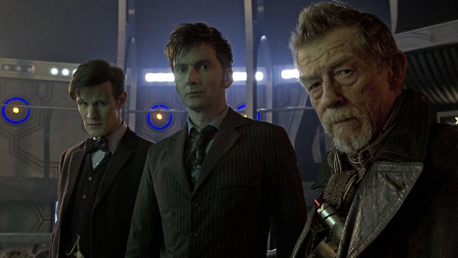 The Doctor, The Doctor, and the Doctor