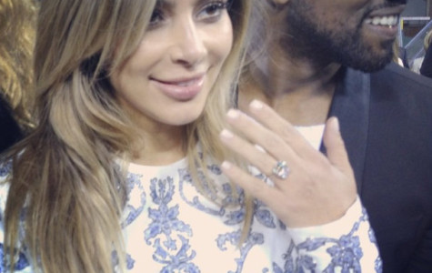 Kanye Proposes with a 15-carat Ring