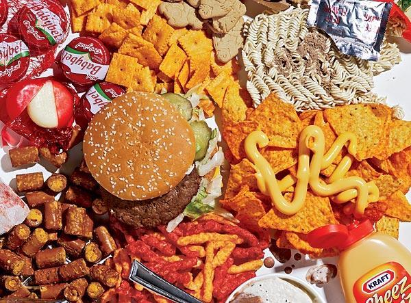 american diet trans fats