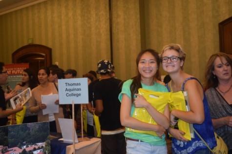 College and Career Fair Photos