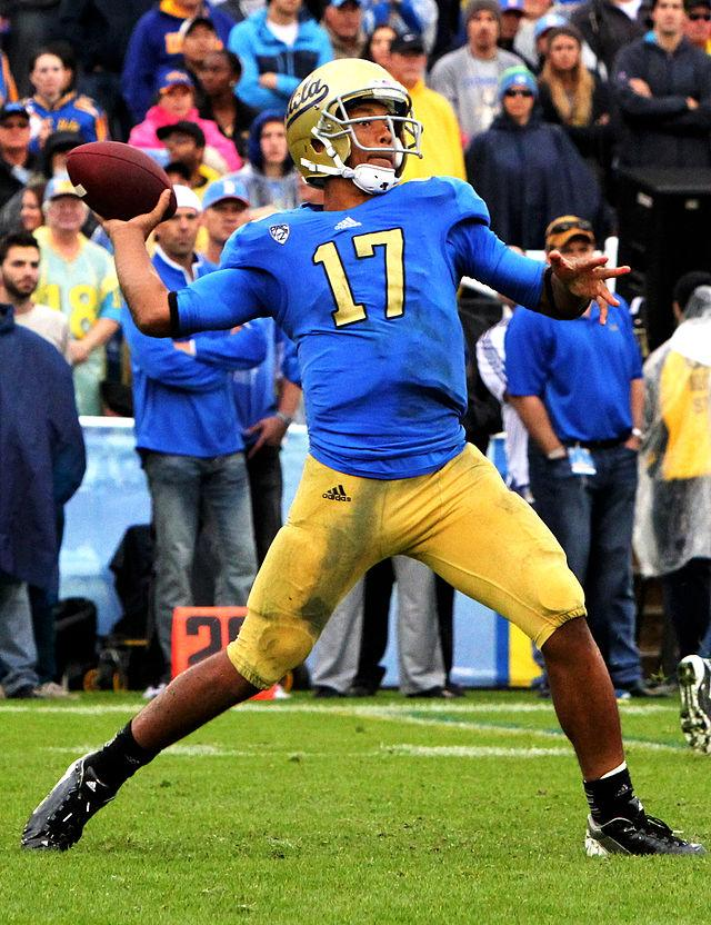 Brett Hundley of UCLA looks to lead the Bruins to their first national championship in over 50 years.