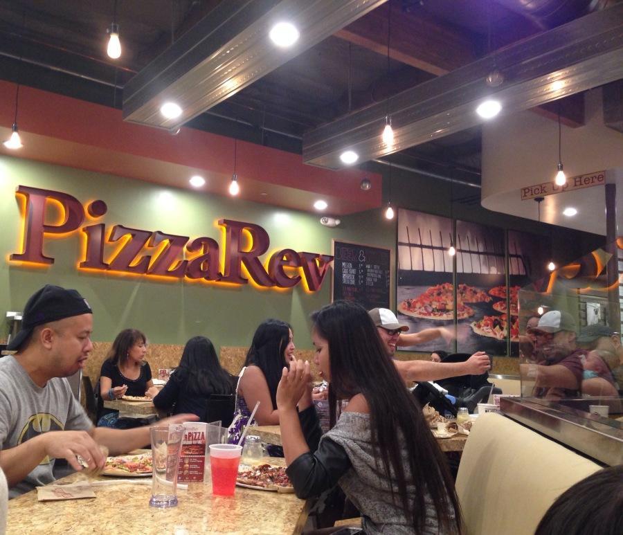 Mama Mia, That's a Good Pizza!