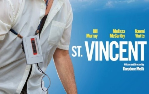 "Murray Shines in ""St. Vincent"""