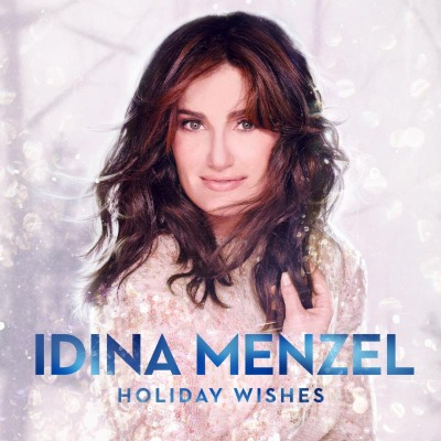 The Ice Princess returns...with a holiday album