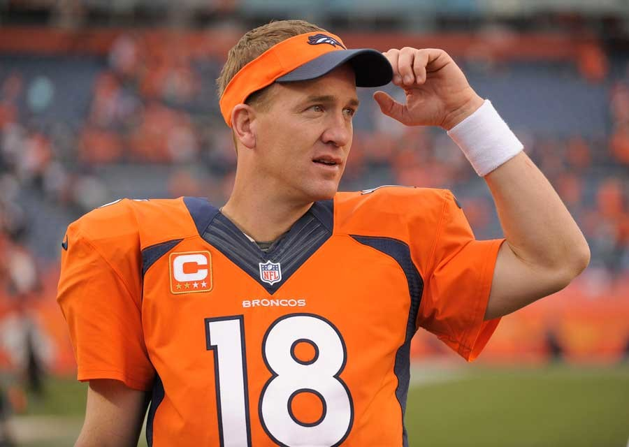 Peyton Manning Hanging the Towel?