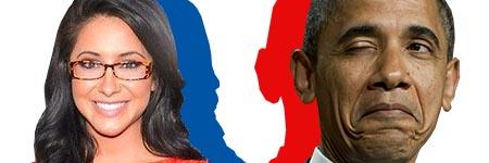 Obama Versus Palin