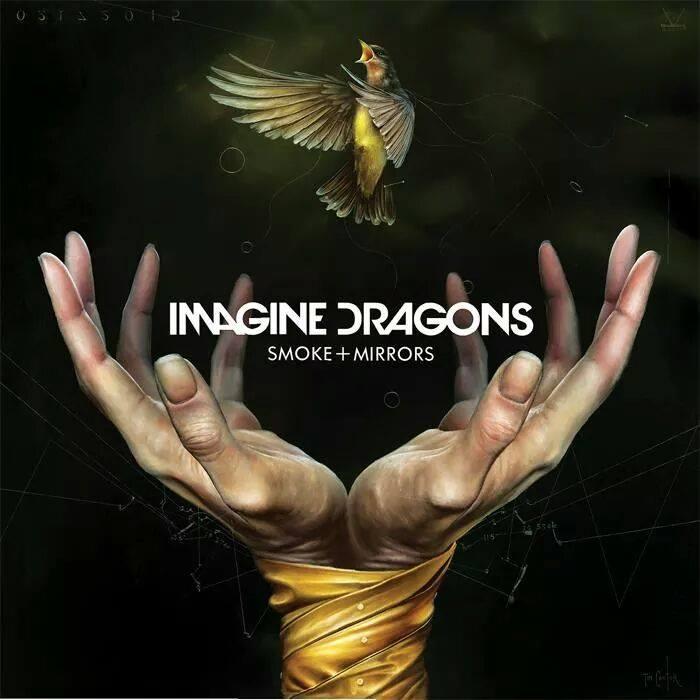 Imagine Dragons' new Smoke + Mirrors