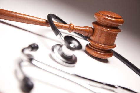 93% of medical malpractice cases are resolved before the trial, and only 7% end up with a jury verdict.