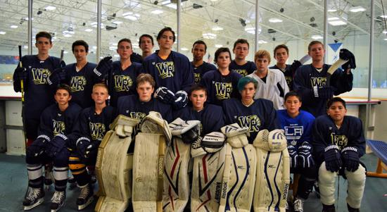 West Ranch Hockey Shines in Debut