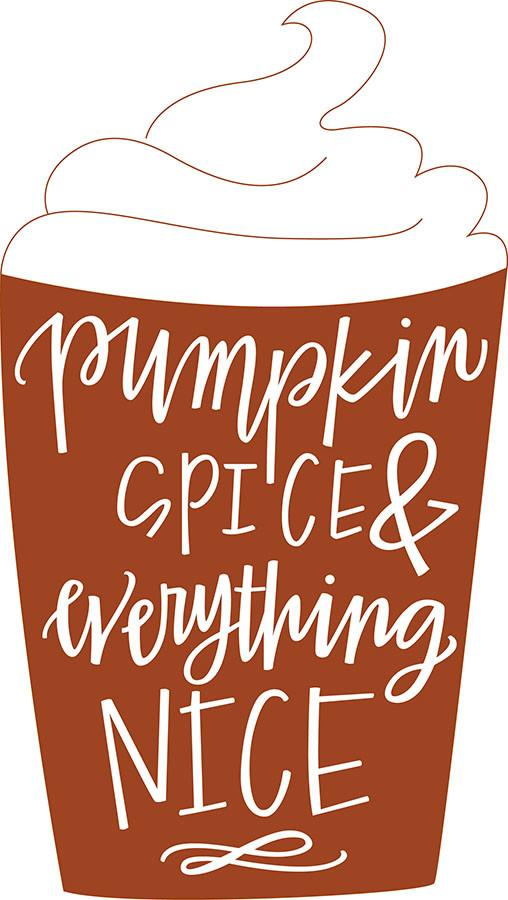 The pumpkin spice latte is featured as one of the musts during the fall season.  (Image Credits: Shutter Stock)