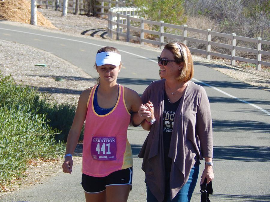 The Santa Clarita Marathon