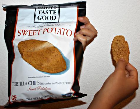 sweet potato chip