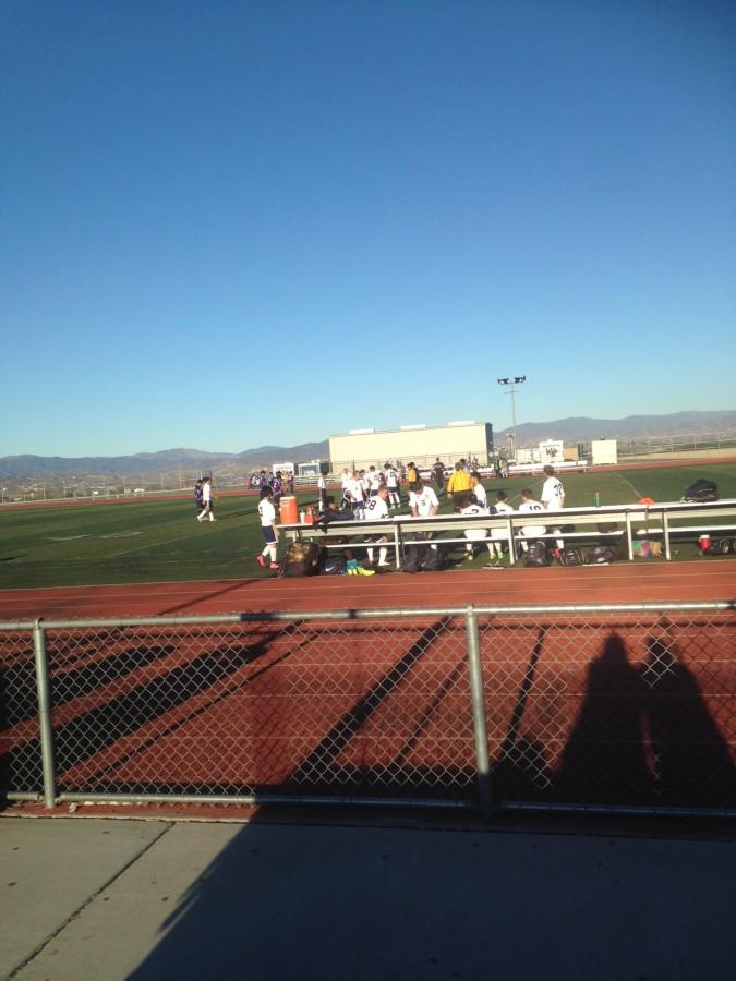 Boys Varsity Soccer ties Eastside