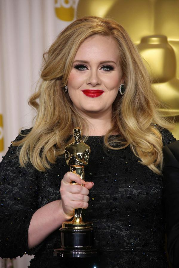 Adele has won over 6 Grammys and established herself as one of the best in the industry.