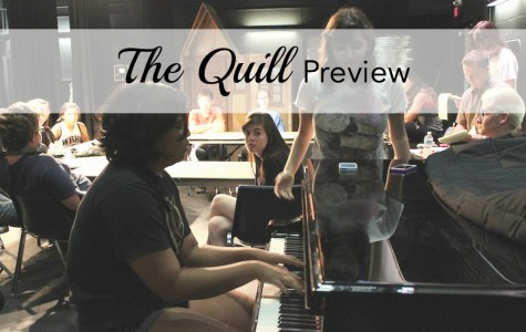 "Behind the Scenes of ""The Quill"""