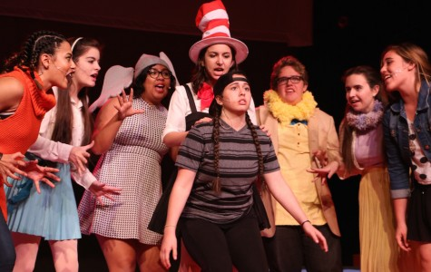 Behind the Scenes: Seussical the Musical