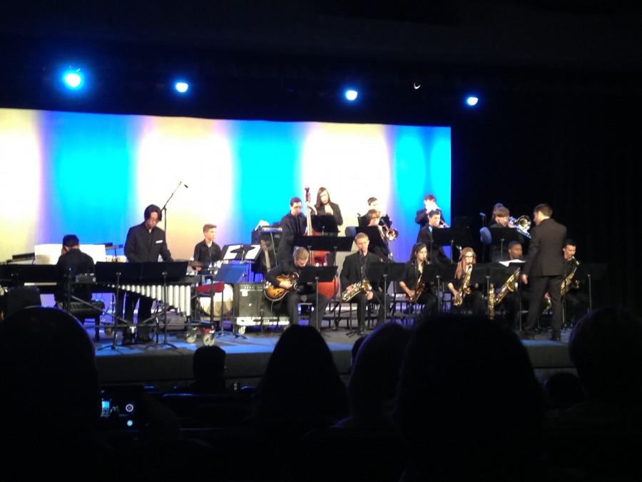 West Ranch and Rancho Pico Jazz Bands Impress at Showcase