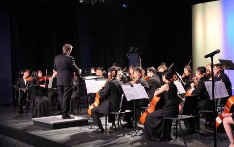 Middle school musicians gain inspiration from high school veterans