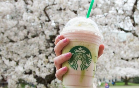 Starbucks unveils a new Cherry Blossom Frappuccino to celebrate spring